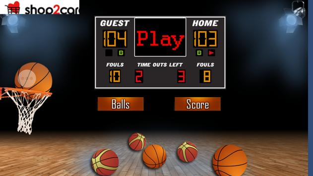 Basketball Mania Pro poster