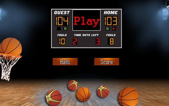 Basketball par Sandoz apk screenshot