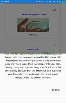 Beauty Tips For Women screenshot 2