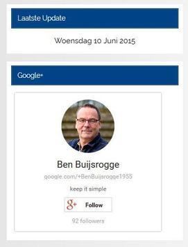 Bedrijfsadviseur Buijsrogge apk screenshot
