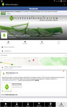 BellezzaBiologica.com Shop screenshot 14