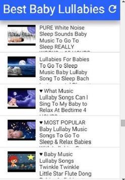 Best Baby Lullabies apk screenshot
