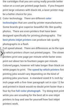 Best Inkjet Printers poster