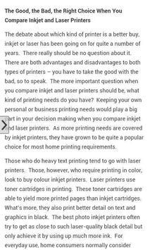 Best Inkjet Printers screenshot 2