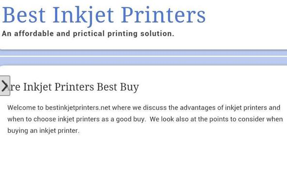 Best Inkjet Printers screenshot 5