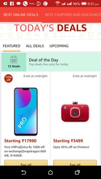Best deals, coupons and promo codes screenshot 2
