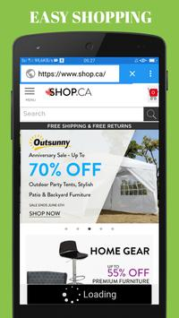 Best Online Shopping Canada poster