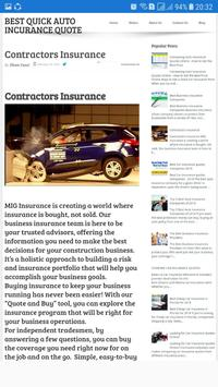Best Quick Auto Insurance Quotes screenshot 5