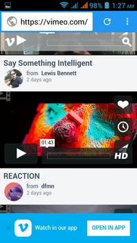 Best Video Downloader screenshot 1