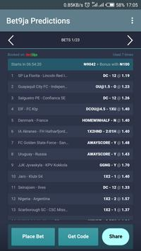 Bet9ja Predictions for Android - APK Download