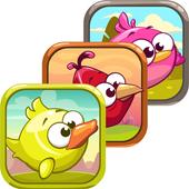 Bird Fall icon