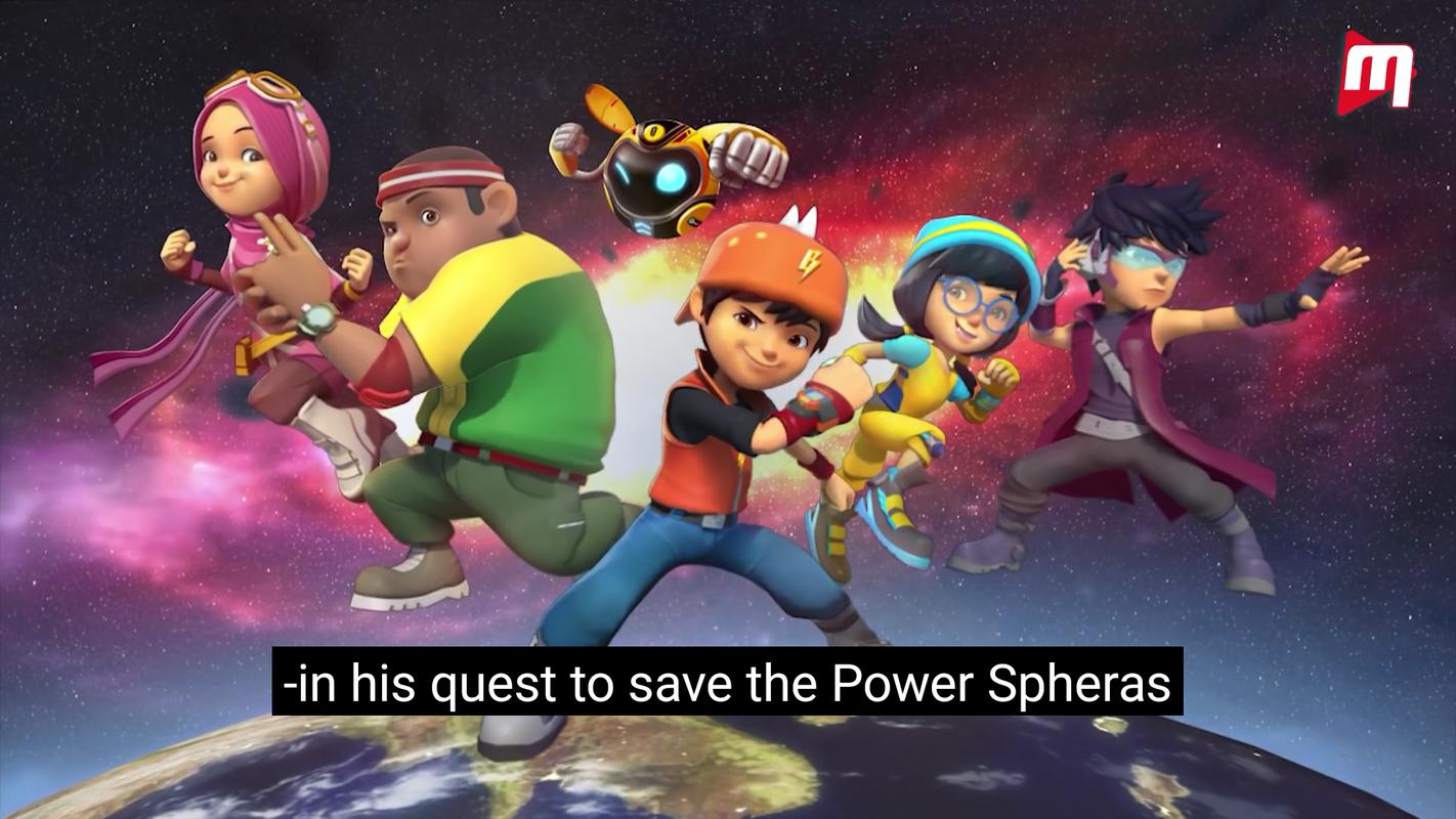 Boboiboy Galaxy Full Episode For Android Apk Download