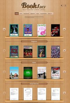 Books.mv apk screenshot