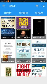Books To Get Rich poster