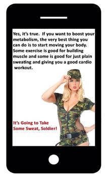 Boosting your Metabolism apk screenshot