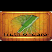 Truth or dare - bottle game icon