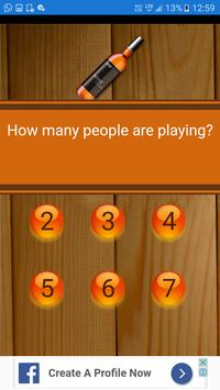 Truth or dare - bottle game apk screenshot