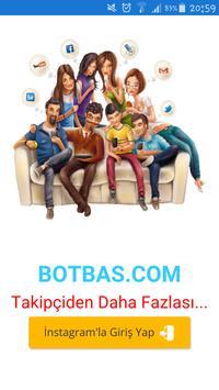 BotBas İnstagram Hile poster