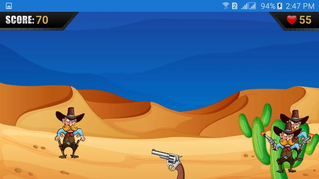 Bounty Hunter Cowboy apk screenshot