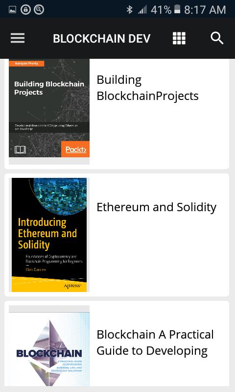 Learn Blockchain (#1 Books ) for Android - APK Download