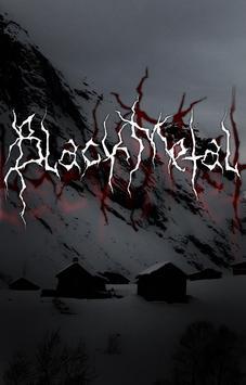 Black Metal Wallpapers poster
