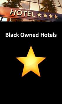 Black Owned Hotels poster