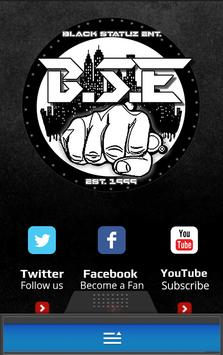 BLACK STATUZ poster