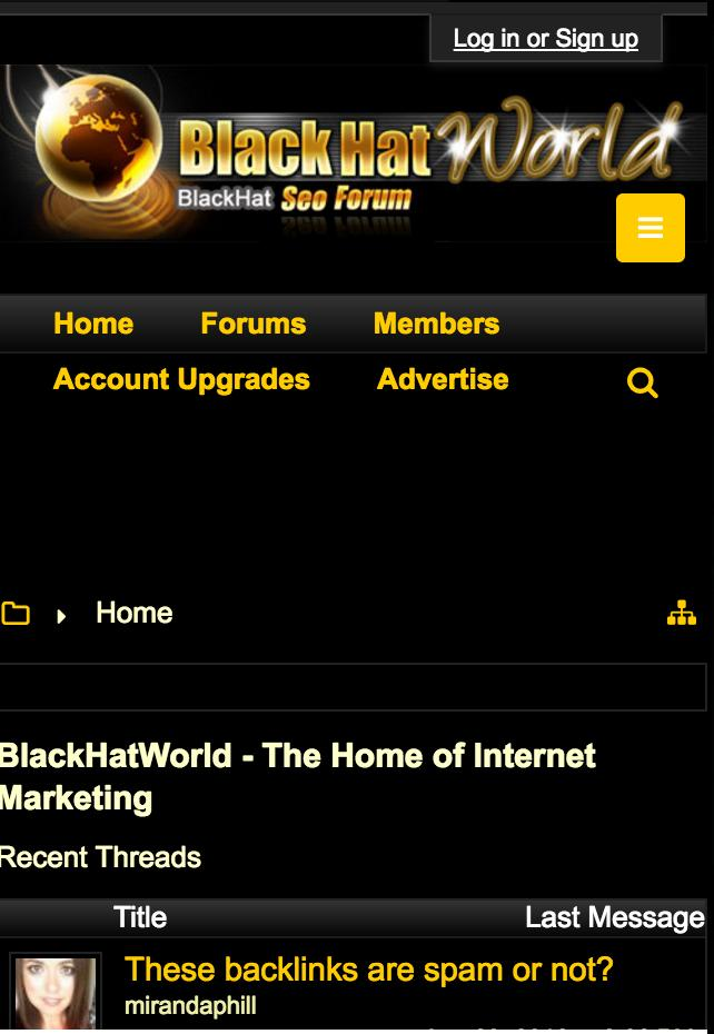 Blackhatworld for Android - APK Download