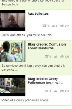 Creole Jokes screenshot 3