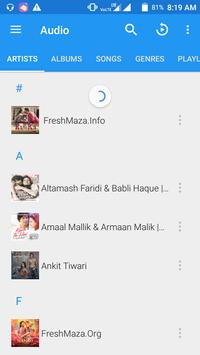 Bluekid music apk screenshot