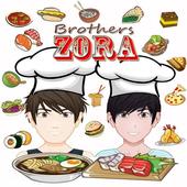 Brothers Zora icon