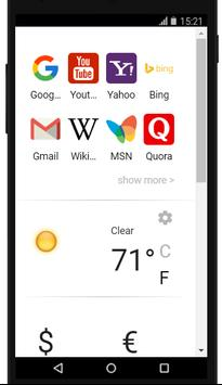 Browser And Social HUB screenshot 2