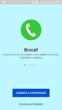 Brocall poster