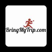 Bringmytrip.com Flights Hotels icon