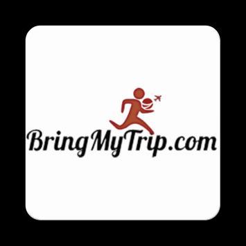 Bringmytrip.com Flights Hotels poster