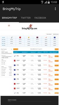 Bringmytrip.com Flights Hotels apk screenshot