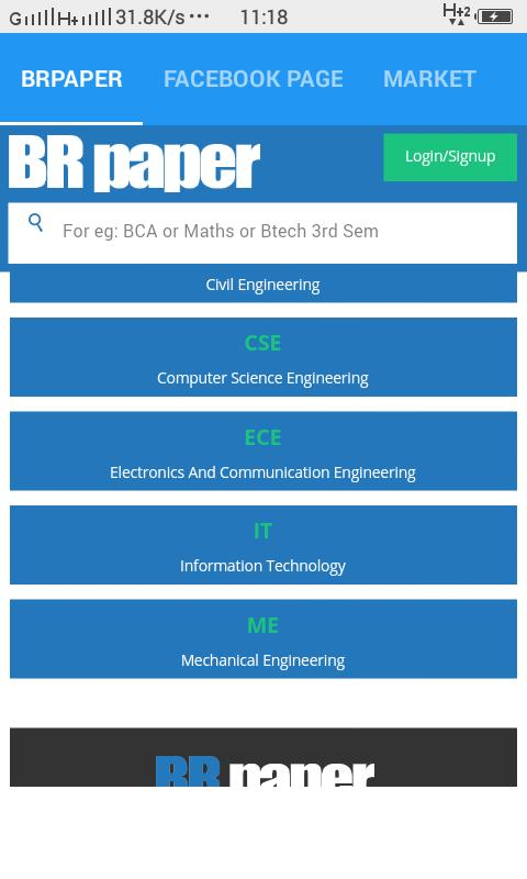 BR Papers - All Study Material For PTU & more for Android