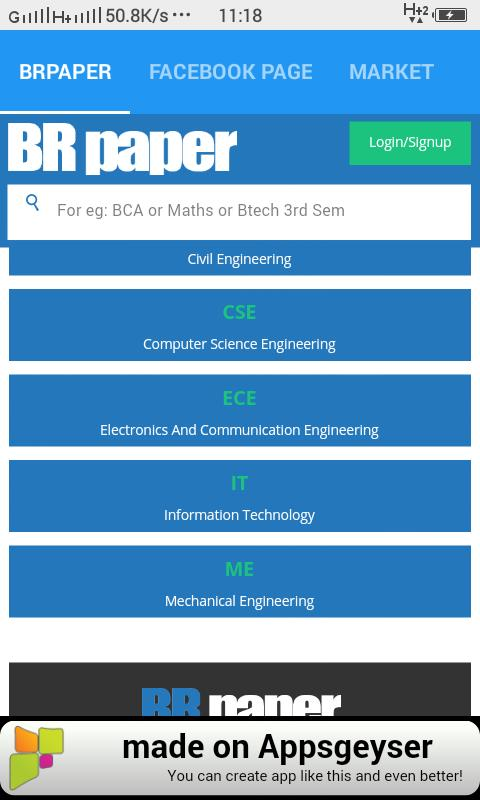 BR Papers - All Study Material For PTU & more for Android - APK Download