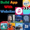 Build App With Websites icon