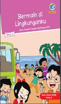 Buku Tematik Kelas 2 Tema 2 poster