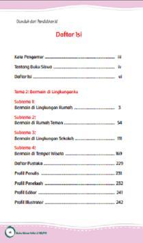 Buku Tematik Kelas 2 Tema 2 screenshot 1