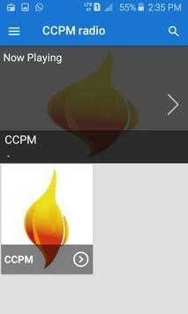 CCPM radio apk screenshot