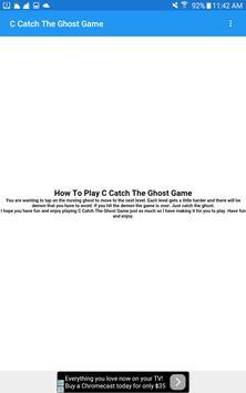 C Catch The Ghost Game_3794746 screenshot 6