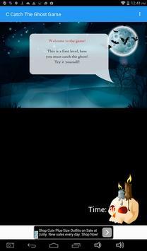 C Catch The Ghost Game_3794746 screenshot 2