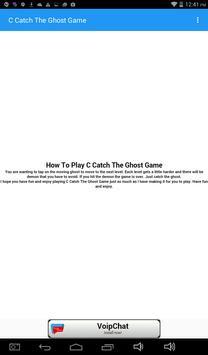 C Catch The Ghost Game_3794746 screenshot 3