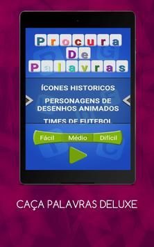 CAÇA PALAVRAS DELUXE screenshot 11