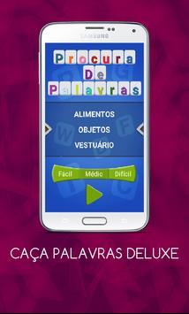 CAÇA PALAVRAS DELUXE screenshot 2