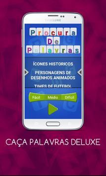CAÇA PALAVRAS DELUXE screenshot 4