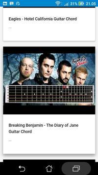 Chord Guitar apk screenshot