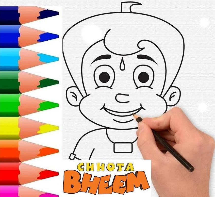 Chota Bheem Coloring for Android - APK Download